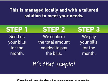 Bill Management Solutions