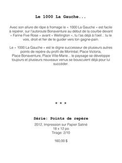 Le 1000 La Gauche...