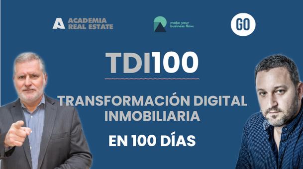 Transformación Digital Inmobiliaria en 100 días