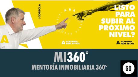 MENTORÍA INMOBILIARIA 360°