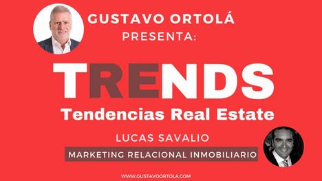 TRENDS CONVERSACIONES LUCAS SAVALIO