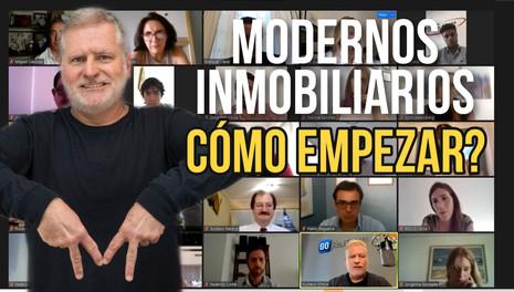 LAS TRANSFORMACIONES DE LOS MODERNOS INMOBILIARIOS