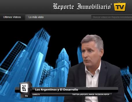 EL DESARROLLADOR ARGENTINO