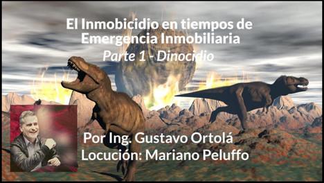 EMERGENCIA INMOBILIARIA - EL DINOCIDIO