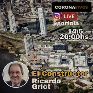 CORONA VIVOS RICARDO GRIOT