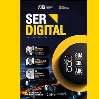 SER DIGITAL - Gustemala 18-8-20