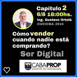 COMO VENDER CUANDO NADIE ESTA COMPRANDO CAPITULO 2: Ser digital