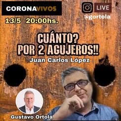 CORONA VIVOS JUAN CARLOS LOPEZ