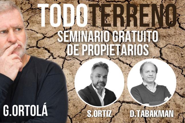 SEMINARIO DE PROPIETARIOS DE TERRENOS