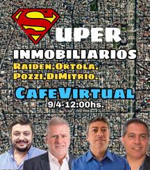 SUPERINMOBILIARIOS CAFE VIRTUAL
