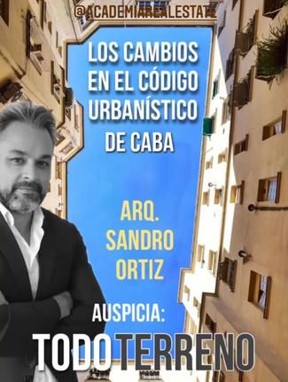 TALLER CAMBIOS EN EL CÓDIGO URBANISTICO DE CABA