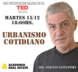 URBANISMO COTIDIANO CON MARCELO SATULOVSKY