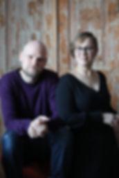 Annamaria Hannonen ja Mikko Perkolasmall
