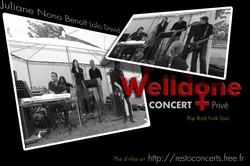 Concerts privé