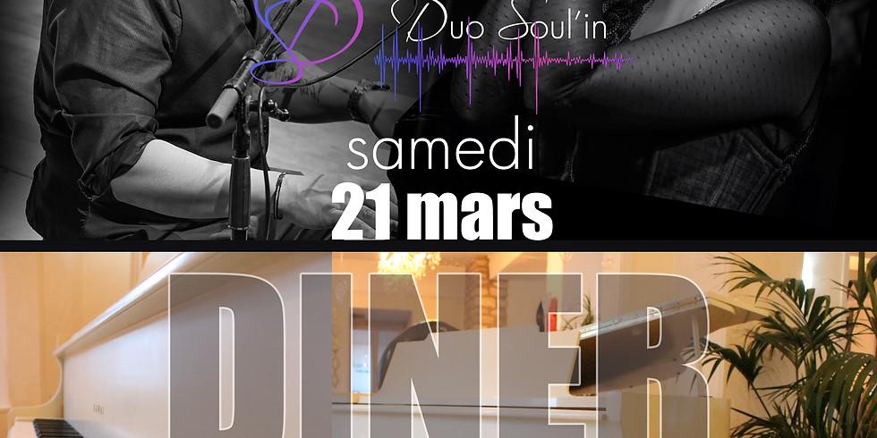 Soirée Privée / Duo Soul'in