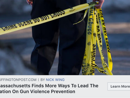 Neighborhood Gun Violence Prevention Program Highlighted in Huffington Post