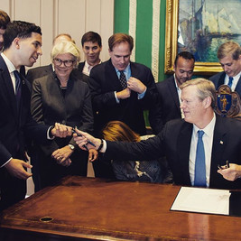 Today— #Civics is officially signed, sea