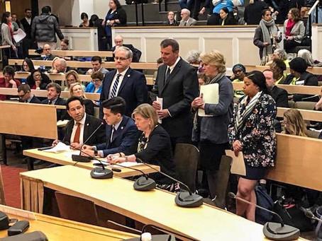Rep. Vargas Testifies Before Housing Committee in Support of Housing Reform Bill