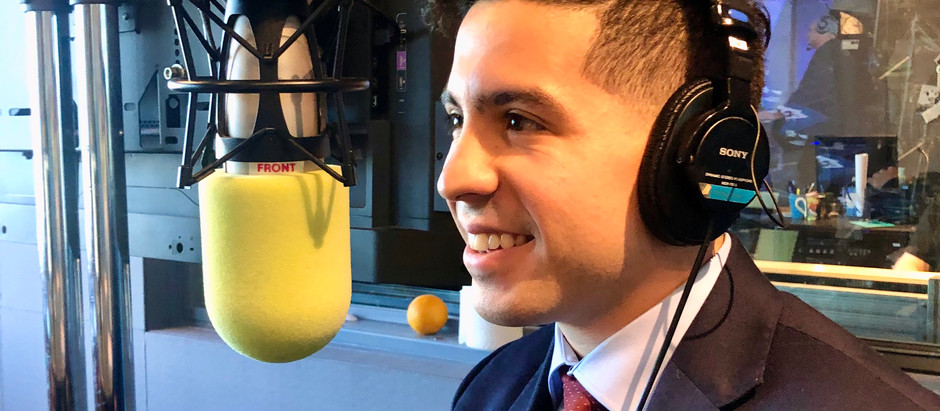 Rep. Vargas on WGBH Discussing Breakfast After The Bell Bill