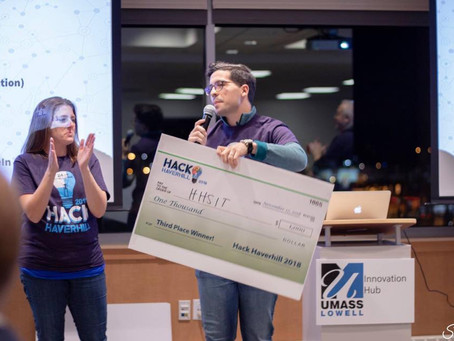 Haverhill Hackathon Produces Promising Software & An Engaging Night