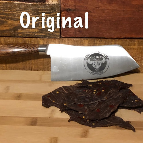 Original Smoked Beef Jerky 3 oz. Pkg.