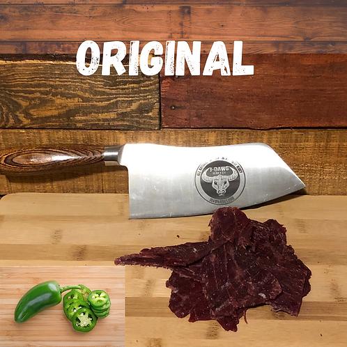Original Smoked Beef Jerky     -          3 oz. Package