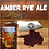 Thumbnail: Amber Rye Ale Smoked Beef Jerky -  3 oz. Package