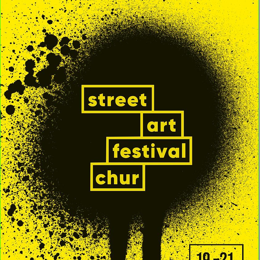 Street Art Festival Chur VERSCHOBEN AUF 2021