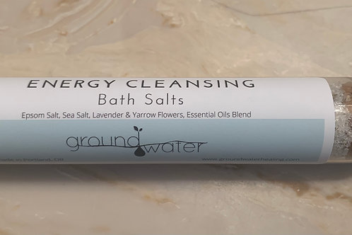 Energy Cleansing Bath Salts