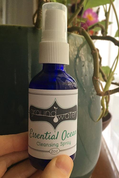 Essential Ocean: Cleansing Spray