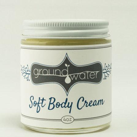4oz Soft Body Cream