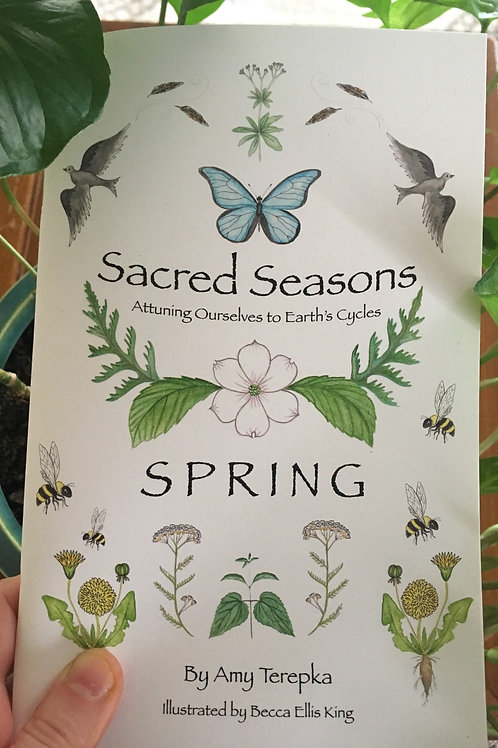 Sacred Seasons Spring Guidebook: Digital Version
