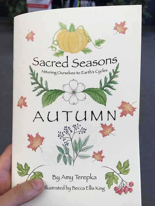 Sacred Seasons Autumn Guidebook: Digital Version