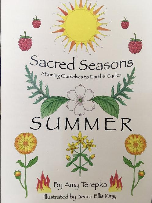 Sacred Seasons Summer Guidebook: Digital Version