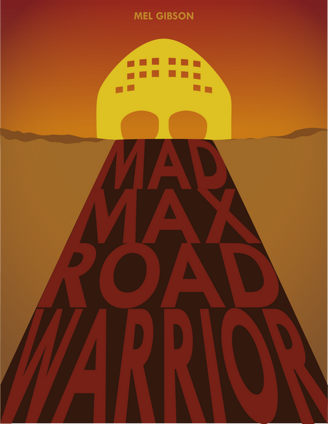 Mad Max 2: Road Warrior Alternate Poster