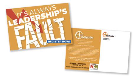 Leadership Southern Indiana - Workshop Postcard