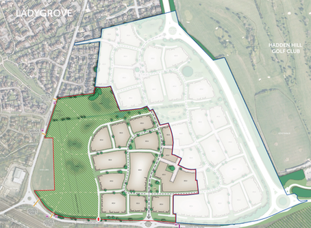 New Submission – Ladygrove East, Didcot: Phase 1