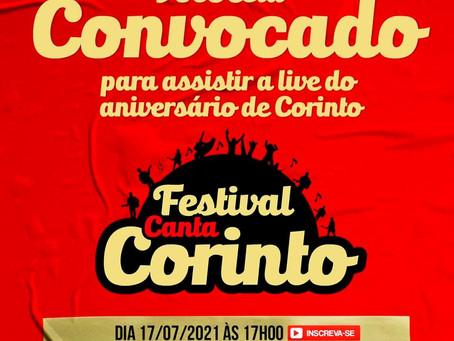 FESTIVAL CANTA CORINTO