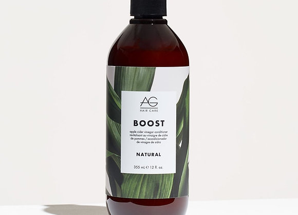AG HAIR CARE Natural Boost Conditioner 12oz