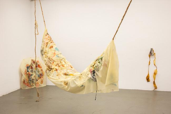 Untitled (hammock), 2021