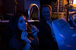 Rebecca and Rob in Cobra