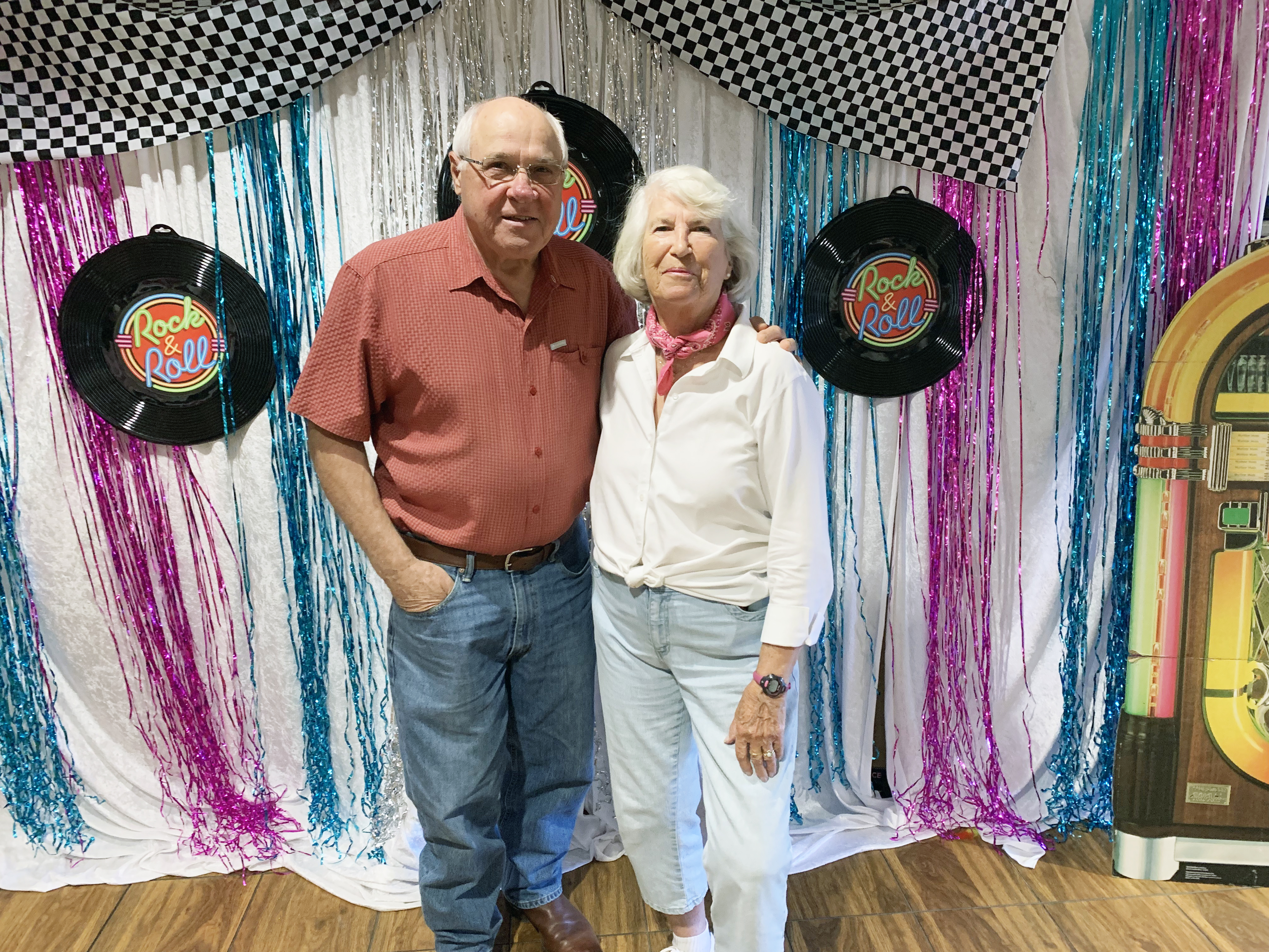 Bob & Marge Hass, #72