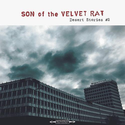 Desert Stories 2, EP, CD (Sleeve)