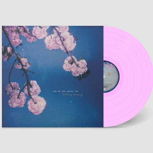 Solitary Company, Color Vinyl, Limited Edition / US Import