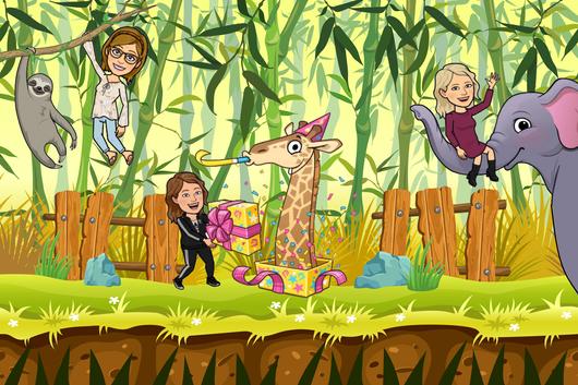 A Safari Field-Trip