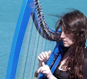 La harpe divine