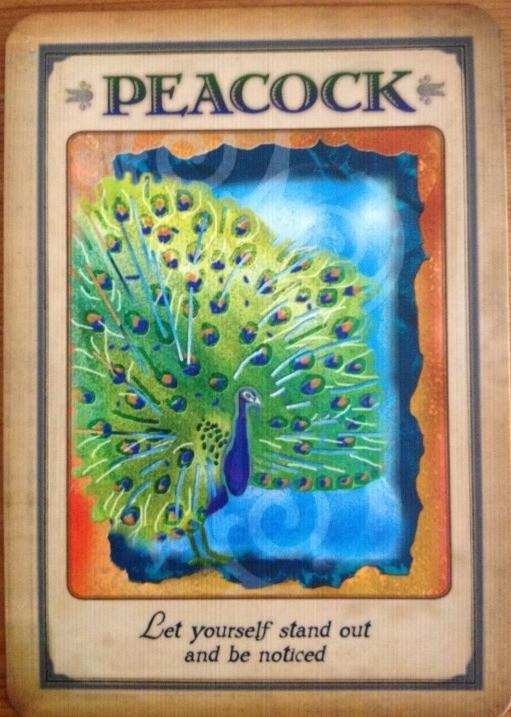 Les Cartes Messages de votre Animal Totem est un coffret créé par Steven-D. Farmer et illustré par Bee Sturgis, Editions Exergue, 2014.