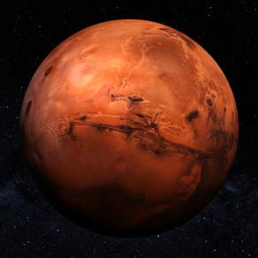 Mars, le guerrier