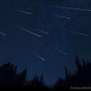 Pluie d'étoiles sur la planète...