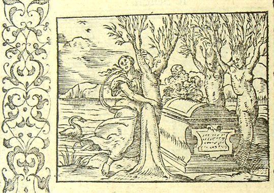 Virgil Solis, Les Héliades,.